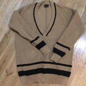 Zara Man Oversized Sweater